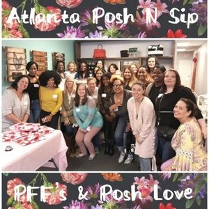 Posh N' Sip Other - Atlanta Posh N' Sip // Sat, Jan 5th, 2019, 1-3pm